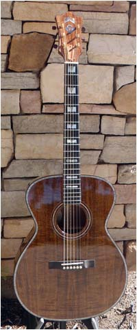 60TH Anniversary Koa